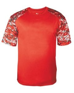 Badger 2152 - Digital Camo Youth Sport T-Shirt