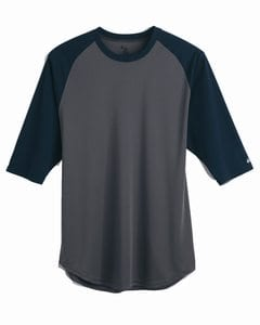 Badger 4133 - B-Core Three-Quarter Sleeve Baseball T-Shirt