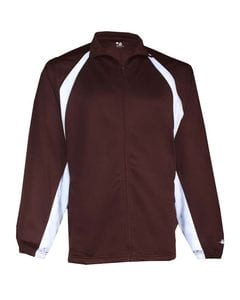 Badger 7702 - Hook Brushed Tricot Jacket