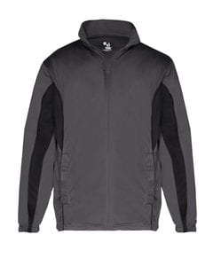 Badger 7703 - Brushed Tricot Drive Jacket