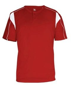 Badger 7937 - B-Core Pro Placket Jersey
