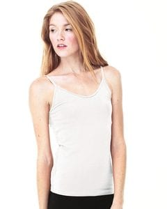 Bella+Canvas 960 - Womens Cotton Spandex Shelf Bra Tank