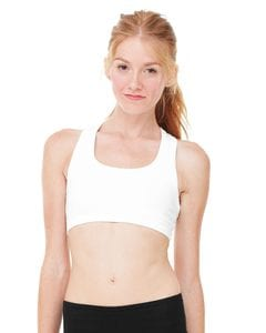 Bella+Canvas 970 - Womens Nylon Spandex Sports Bra