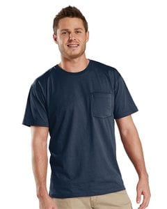 LAT 6903 - Fine Jersey T-Shirt with a Pocket