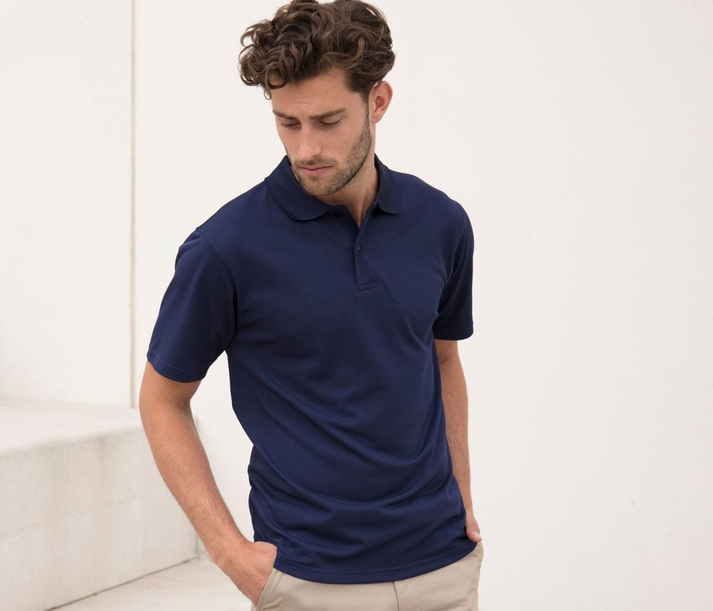 HENBURY HY475 - Cool Plus® Polo Shirt
