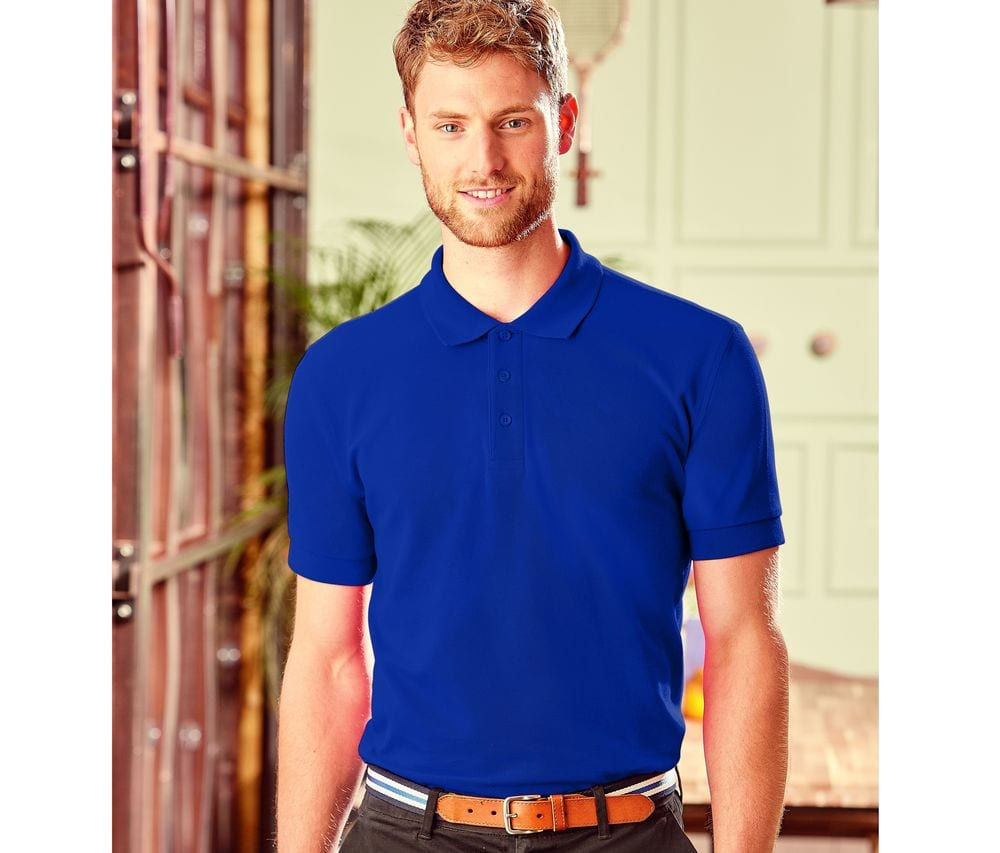 Russell JZ577 - Men's Ultimate Cotton Polo