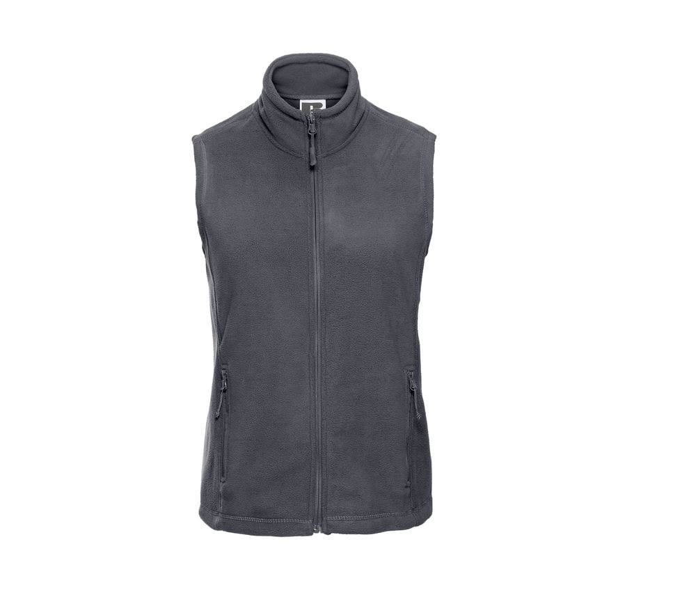 Russell JZ72F - Women's outdoor fleece gilet
