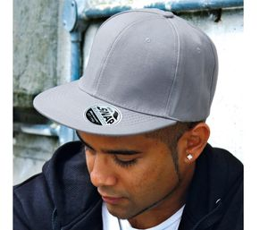 RESULT RC083 - Bronx Original Flat Peak Snapback Pet