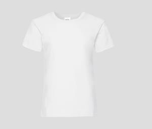 FRUIT OF THE LOOM SC229 - Girls Valueweight T