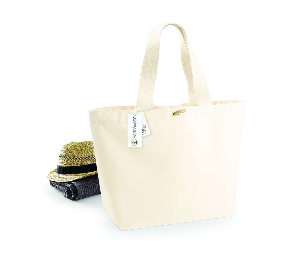 WESTFORD MILL WM855 - EarthAware™ ORGANIC MARINA TOTE XL