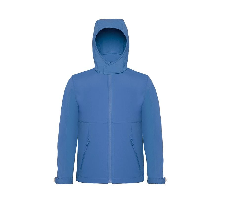 B&C BC650 - Hooded Softshell Men