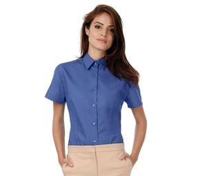 B&C BC708 - Heritage Short Sleeves Women