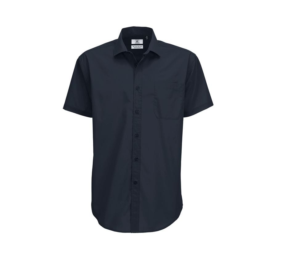 B&C BC723 - Smart Short Sleeves Men