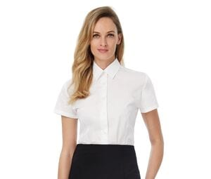 B&C BC724 - Smart Short Sleeves Women