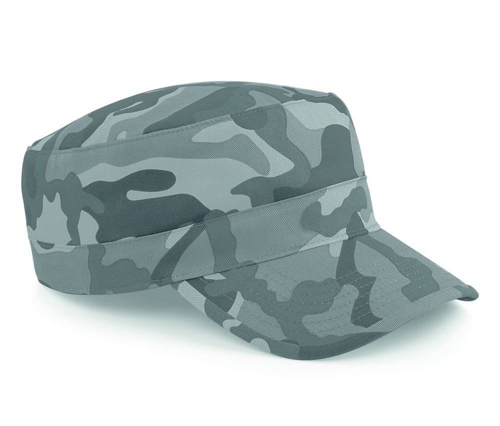 Beechfield BF033 - Cappellino Camouflage Army