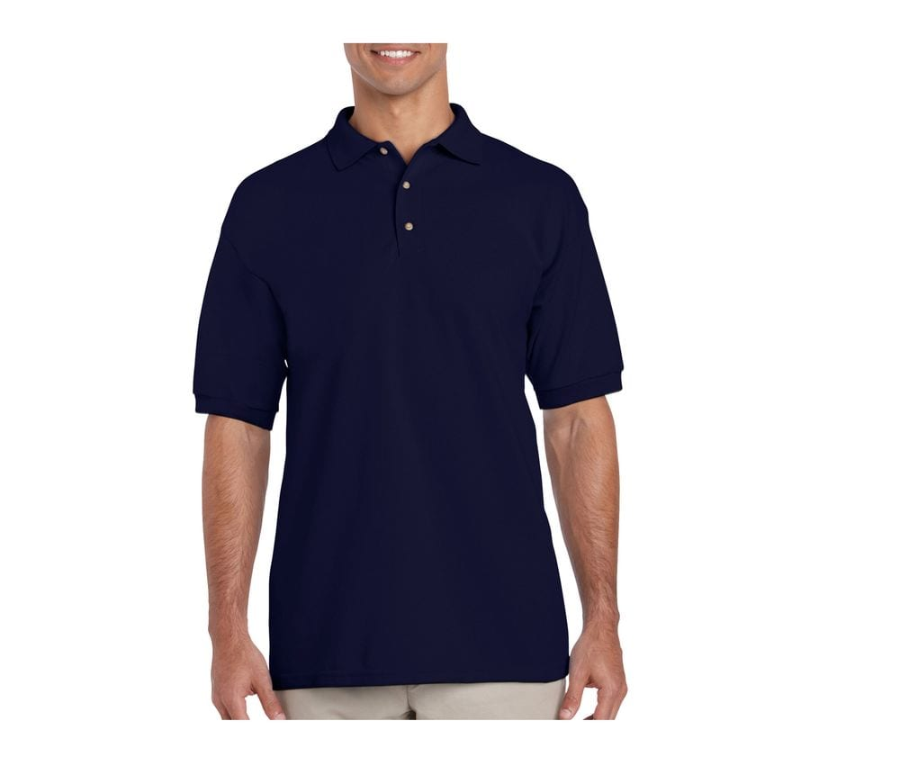 Gildan GN380 - Ultra Cotton Adult Pique Polo