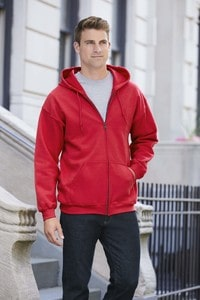 Gildan GN960 - Sweatshirt Com Capuz Heavy Blend Adult Full Zip