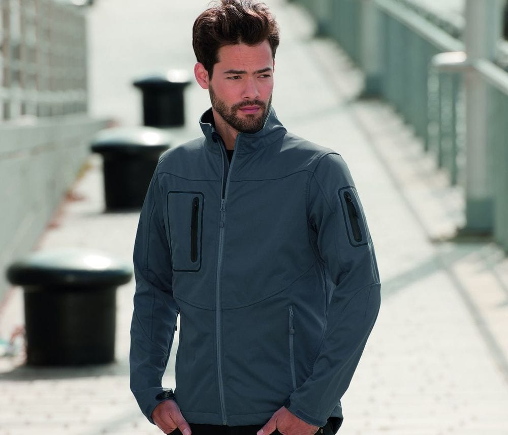 Russell JZ520 - Men's Sport Shell 5000 Jacket