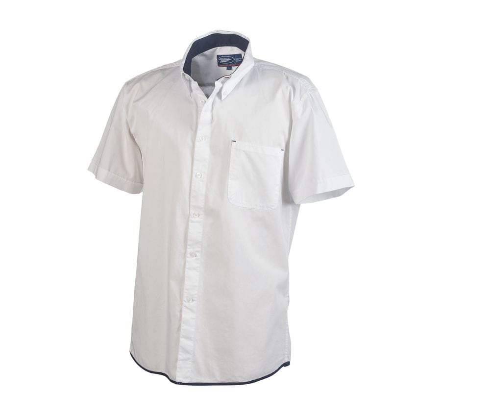 PEN DUICK PK630 - Easy Short-Sleeved Shirt