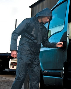 Result RS095 - Heavyweight waterproof jacket/trouser suit