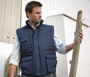 RESULT RS127 - Workwear Bodywarmer