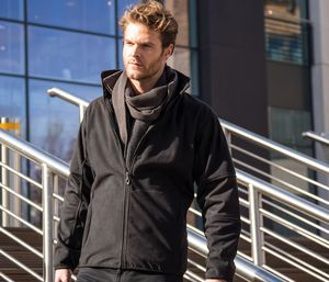 Result RS131 - Softshell polar Osaka Tech hombre