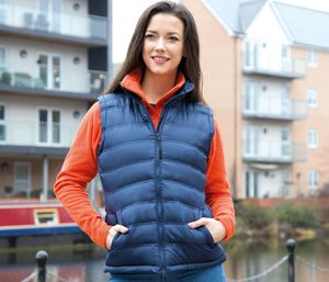 RESULT RS193 - Ice Bird Padded Gilet