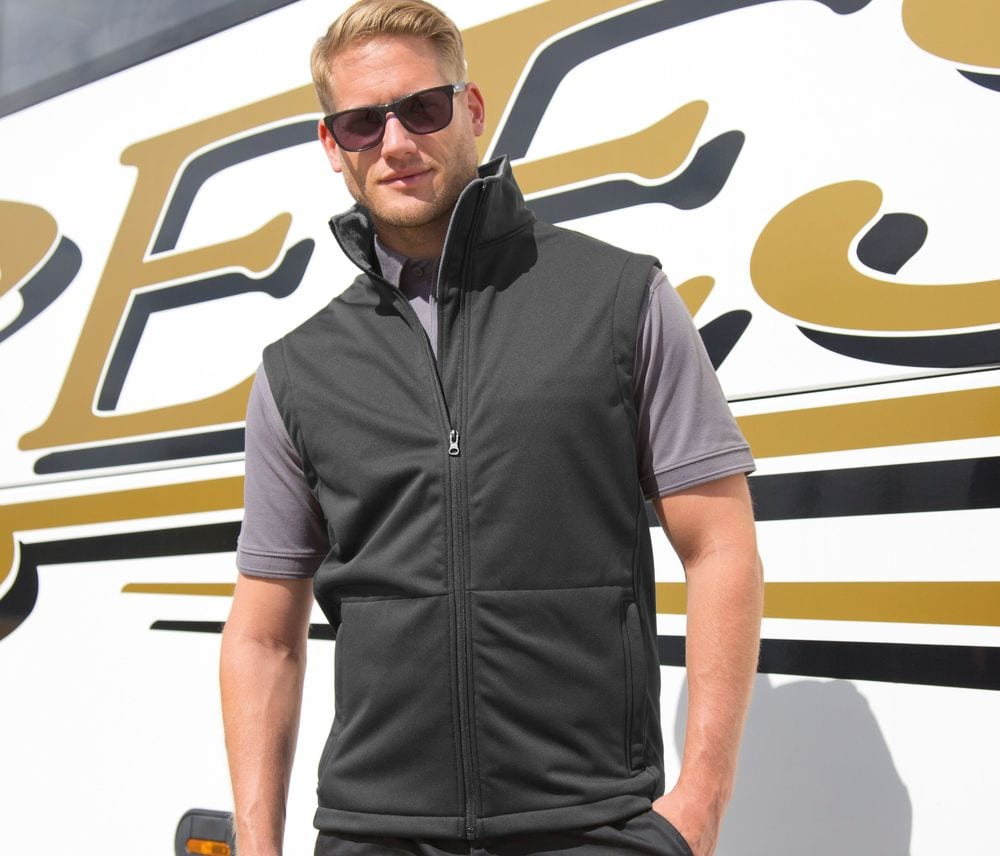 RESULT RS214 - Core Soft-Shell Bodywarmer