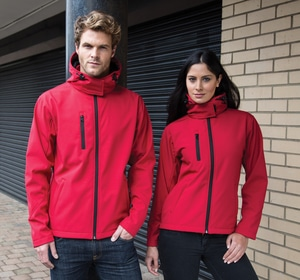 RESULT RS23F - Ladies Performance Hooded Jacket
