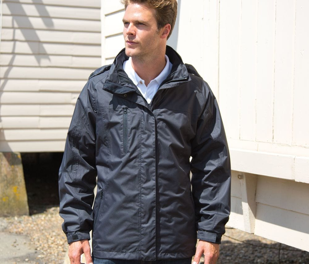 RESULT RS400 - Mens 3-In-1 Journey Jacket