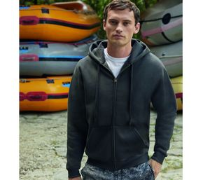 of the Loom SC274 - Zip Hooded Sweat (62-034-0)