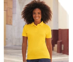 FRUIT OF THE LOOM SC281 - 65/35 Polo Piqué Femme