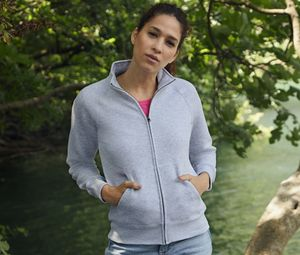 Fruit of the Loom SC366 - Sudadera Lady-Fit mujer