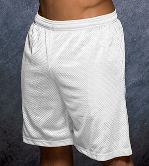 Rawlings RP9808 - ADULT OPEN HOLE MESH SHORT