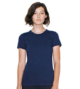 American Apparel 2102AA - AM APPAREL FINE JERSEY TEE