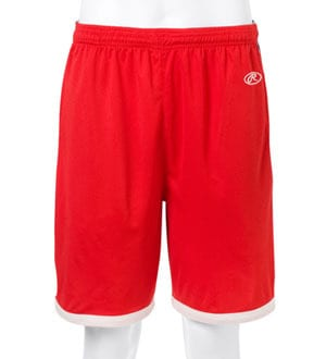 Rawlings RP9804 - FLATBACK MESH POCKET SHORT