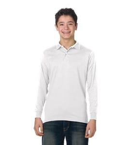 Jerzees 437YL - SPOTSHIELD YOUTH LONG SLEEVE JERSEY SPORT SHIRT