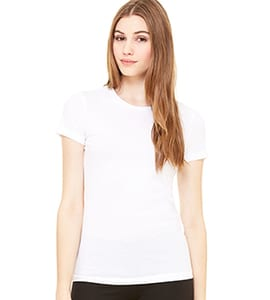 Bella+Canvas B6000 - WOMENS JERSEY SHORT SLEEVE TEE