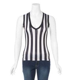 Brightline RSPV - LADIES' SLEEVELESS REFEREE TEE