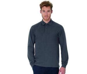 B&C BC445 - HEAVYMILL LONG SLEEVES