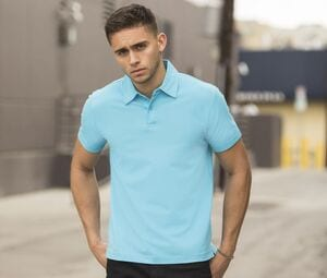 SF Mannen SFM42 - STRETCH POLO MEN