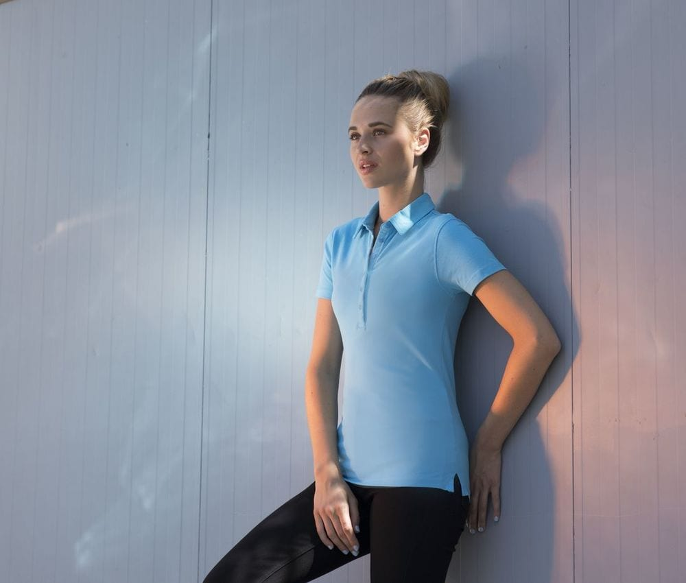 SF Women SK042 - STRETCH POLO WOMEN