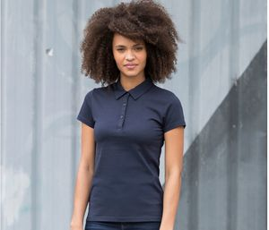 SF Vrouwen SK440 - LADIES 'FASHION POLO