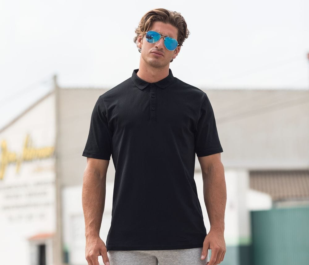 SF Men SF440 - MEN'S FASHION POLO
