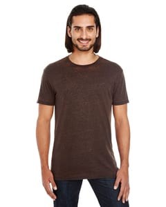Threadfast 115A - Unisex Cross Dye Short-Sleeve T-Shirt