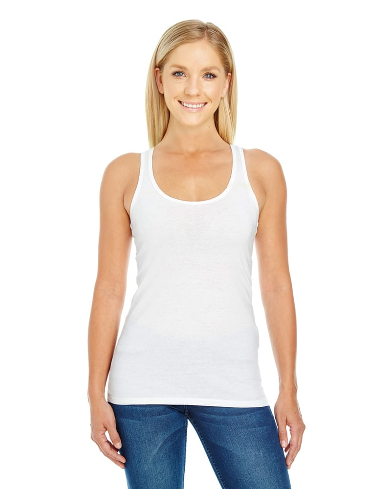 Threadfast 220RT - Ladies Spandex Performance Racer Tank