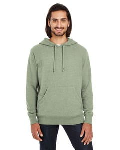Threadfast 321H - Unisex Triblend French Terry Hoodie