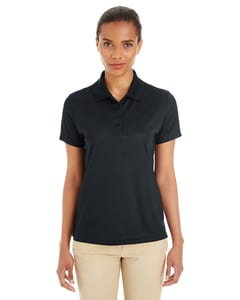 Ash CityCore 365 CE102W - Ladies Express Microstripe Performance Piqué Polo