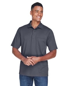 Ash CityCore 365 88181P - Mens Origin Performance Piqué Polo with Pocket
