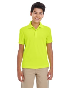 Ash CityCore 365 88181Y - Youth Origin Performance Pique Polo